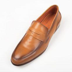 10 d 1 scaled giày da thật, giày da nam FTT leather
