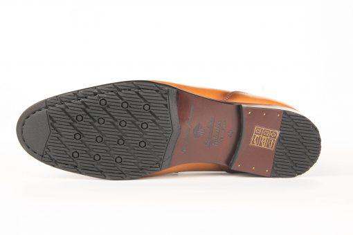 10 e 1 scaled giày da thật, giày da nam FTT leather