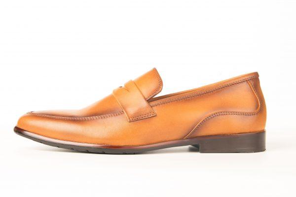 10 f 1 giày da thật, giày da nam FTT leather