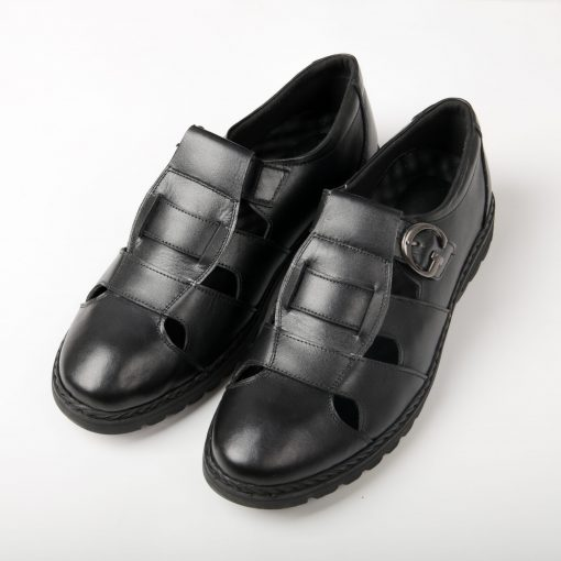 12 5 scaled giày da thật, giày da nam FTT leather