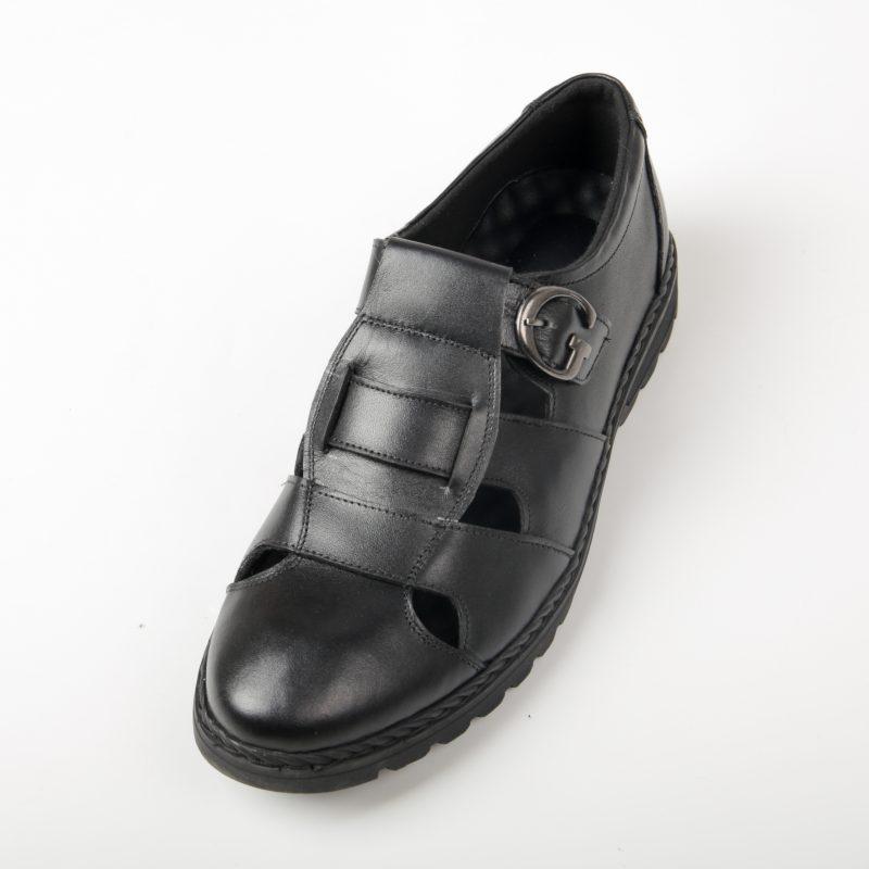12 a 1 giày da thật, giày da nam FTT leather