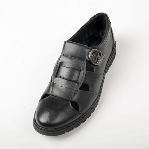 12 a 1 scaled giày da thật, giày da nam FTT leather