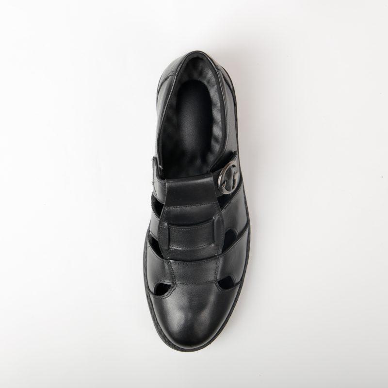 12 b 1 giày da thật, giày da nam FTT leather
