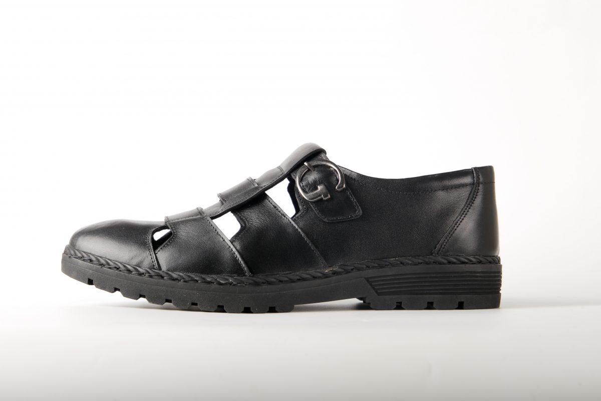 12 c 1 giày da thật, giày da nam FTT leather