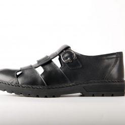 12 c 1 scaled giày da thật, giày da nam FTT leather