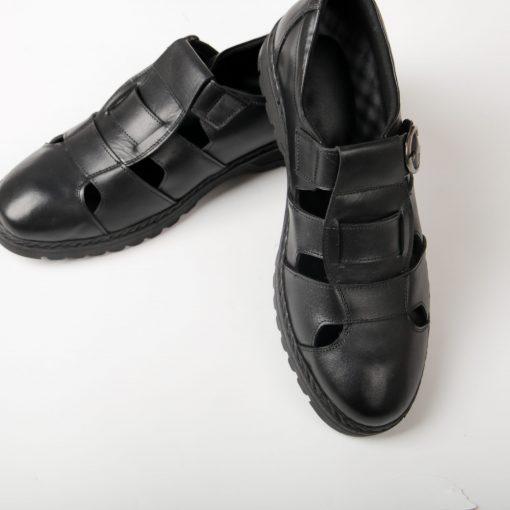 12 d 1 scaled giày da thật, giày da nam FTT leather