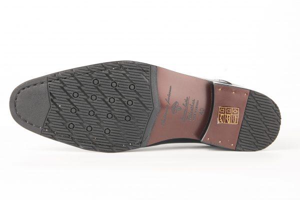 13 eee 1 giày da thật, giày da nam FTT leather