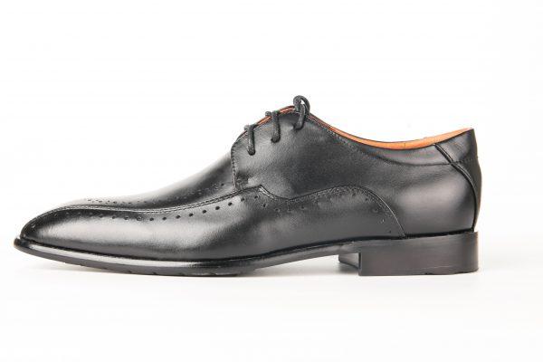 13 f 2 giày da thật, giày da nam FTT leather