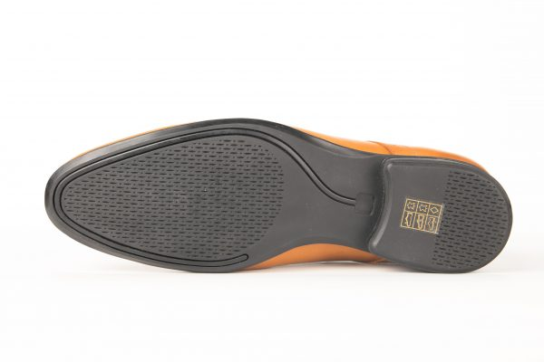 9 f 1 giày da thật, giày da nam FTT leather