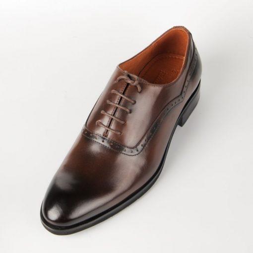 IMG 7156 giày da thật, giày da nam FTT leather