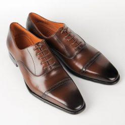 IMG 7159 giày da thật, giày da nam FTT leather