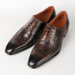 IMG 7168 1 giày da thật, giày da nam FTT leather