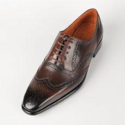 IMG 7169 giày da thật, giày da nam FTT leather