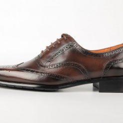 IMG 7182 giày da thật, giày da nam FTT leather