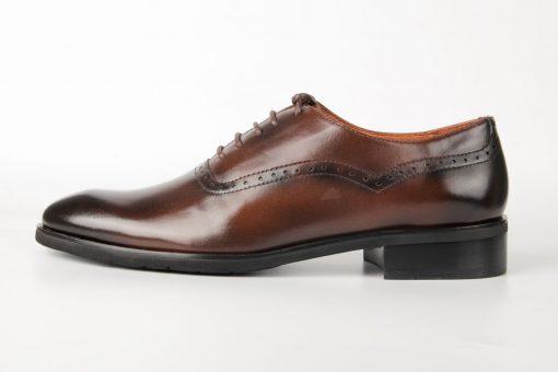 IMG 7184 giày da thật, giày da nam FTT leather