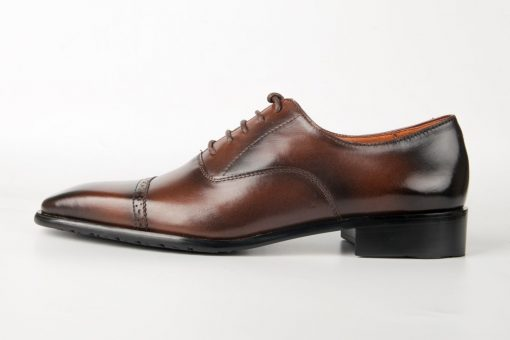 IMG 7186 giày da thật, giày da nam FTT leather