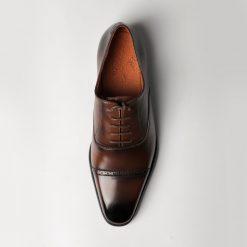 IMG 7194 giày da thật, giày da nam FTT leather