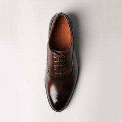 IMG 7195 giày da thật, giày da nam FTT leather