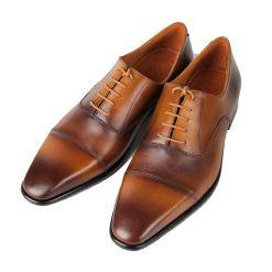 t5 giày da thật, giày da nam FTT leather