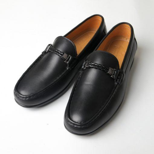 12 giày da thật, giày da nam FTT leather