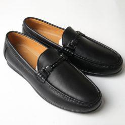 12 a giày da thật, giày da nam FTT leather