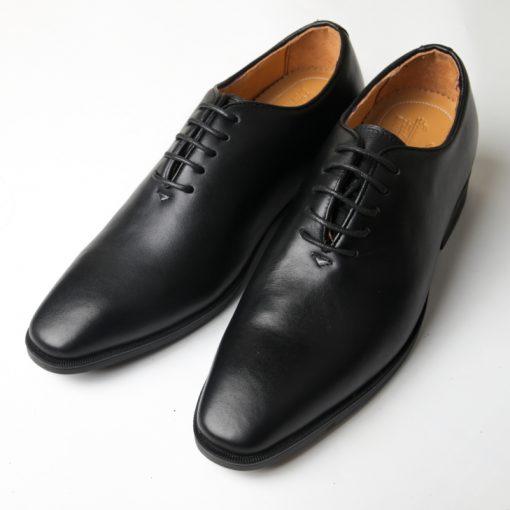 13 1 giày da thật, giày da nam FTT leather