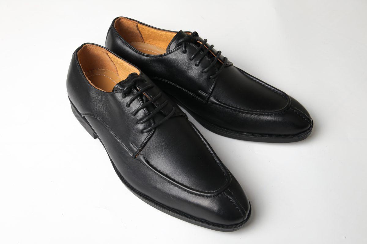 18 c giày da thật, giày da nam FTT leather