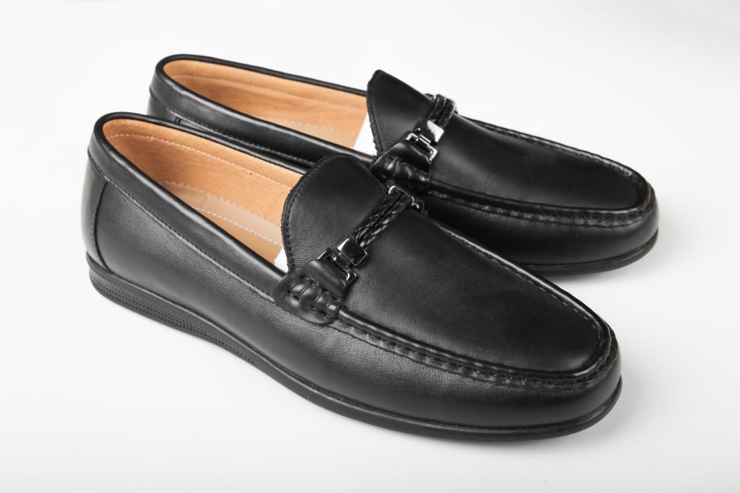 7 d 3 giày da thật, giày da nam FTT leather