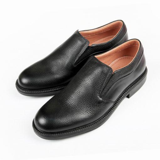 t1 giày da thật, giày da nam FTT leather