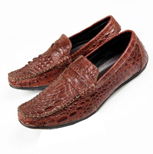 t10 giày da thật, giày da nam FTT leather