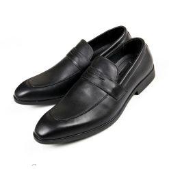 ac giày da thật, giày da nam FTT leather