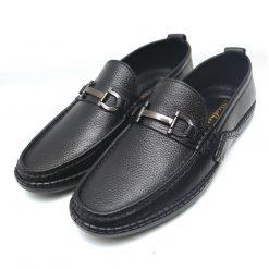 1 3 giày da thật, giày da nam FTT leather