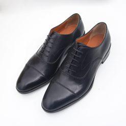 Giay da nam 9450 giày da thật, giày da nam FTT leather