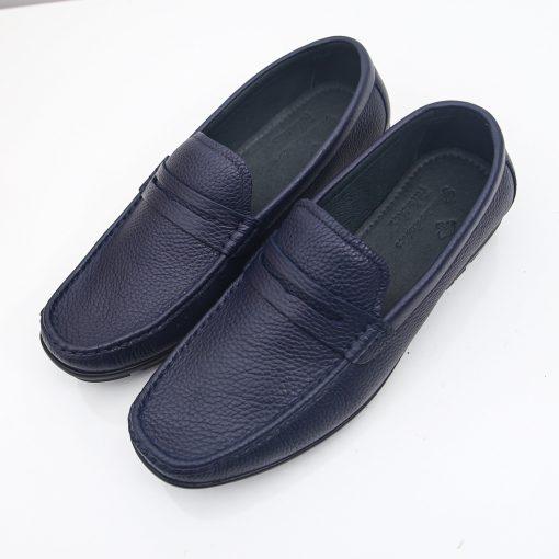 Giay da nam 9452 giày da thật, giày da nam FTT leather