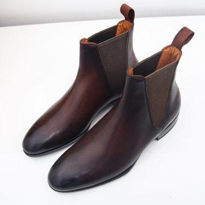 Giay da nam 9465 giày da thật, giày da nam FTT leather