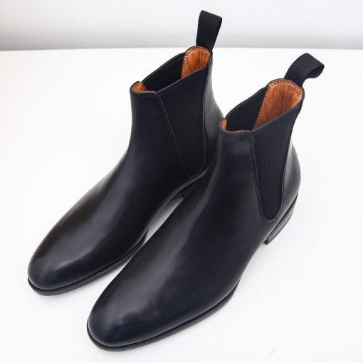 Giay da nam 9466 giày da thật, giày da nam FTT leather