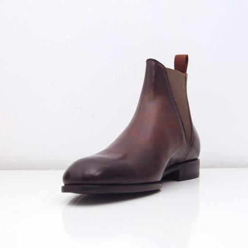 Giay da nam 9491 giày da thật, giày da nam FTT leather