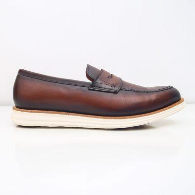 Giay da nam 9508 giày da thật, giày da nam FTT leather