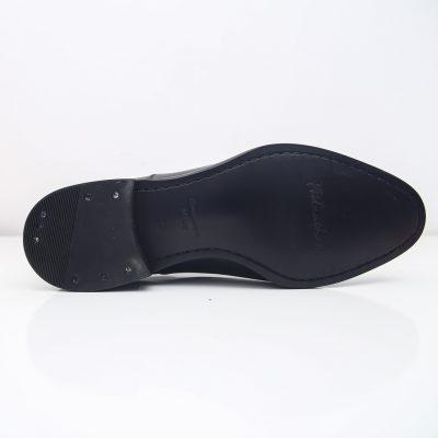 Giay da nam 9515 2 giày da thật, giày da nam FTT leather